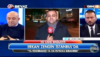 fenerbahce - Beyaz Futbol Özel - Erkan Zengin: Ya Fenerbahçe'de Oynayacağım Ya Da Futbolu Bırakırım