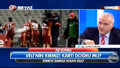 Ahmet Çakar'dan Cüneyt Çakır'a ağır eleştiri