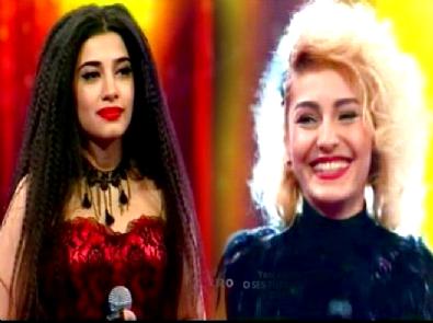 O Ses Türkiye / Semra Rehimli-Ayda Eravcı'nın Düellosu ve Dansı Geceye Damga Vurudu!