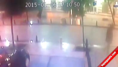 Sultanahmet'teki canlı bomba saldırısı saniye saniye görüntülendi