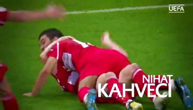 UEFA'dan sürpriz: 'Türk Lokumu' golleri