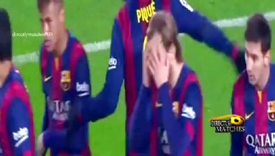 barcelona - Barcelona 5-0 Elche (Maç Özeti)