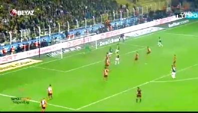fenerbahce - Fenerbahçe - Galatasaray maçının özeti ve tartışmalı pozisyonları
