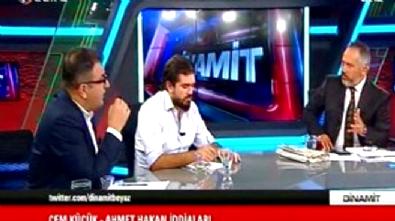 Dinamit 02.10.2015 Stüdyo Konukları: İhsan Barutçu - Murat Sarı