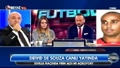 fenerbahce - Deivid De Souza: Sevilla maçı primimiz ödendi