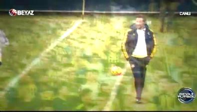 fenerbahce - Beyaz Futbol'dan Van Persie ve Vitor Pereira'a özel klip