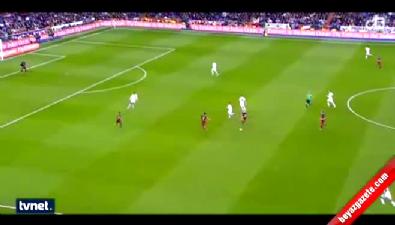 barcelona - Barcelona - Real Madrid maçı özeti