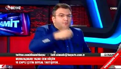 Cem Küçük: Kılıçdaroğlu'nun istifa etmesi gerekiyor