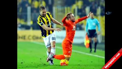 fenerbahce - Fenerbahçe - Medipol Başakşehir Maçından Kareler