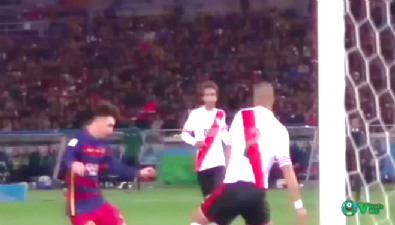 barcelona - Barcelona - River Plate maçının golleri