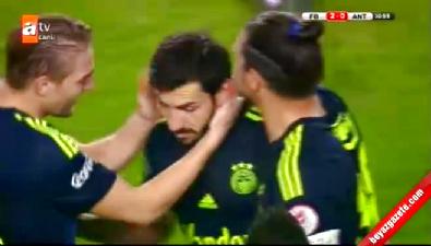 fenerbahce - Şener Özbayraklı'dan muhteşem gol
