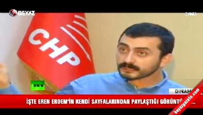 Eren Erdem'in yayınladığı video montajlı çıktı