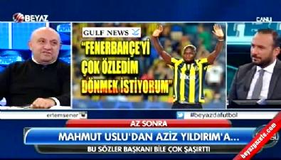 fenerbahce - Sinan Engin: Sow gelirse Fenerbahçe bir adım öne geçer