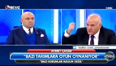 fenerbahce - Türk hakemliğinin Allah belasını versin