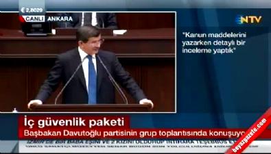 Davutoğlu'ndan Kılıçdaroğlu'na: Halkı sandığa çağırsana