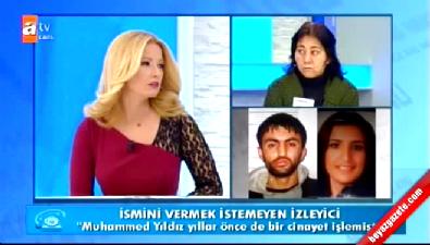 Nuran Dutlu'nun katil zanlısı olarak aranan Muhammed Yıldız yıllar önce de cinayet işlemiş