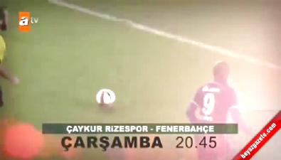 Çaykur Rizespor - Fenerbahçe Maçı hangi kanalda? saat kaçta canlı yayınlanacak?