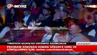 Osman Gökçek: Bu annelerin elleri ayakları öpülür