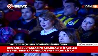 Osman Gökçek: Şehzadelere ''Kuş beyinli'' diye hakaret etmişler