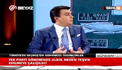 Osman Gökçek: CHP o sulu biraları içe içe bu hale geldi