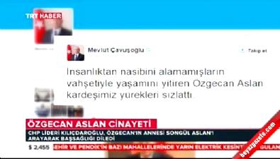 TRT Haber spikeri Özgecan haberini sunarken sesi titredi, gözyaşlarını tutamadı