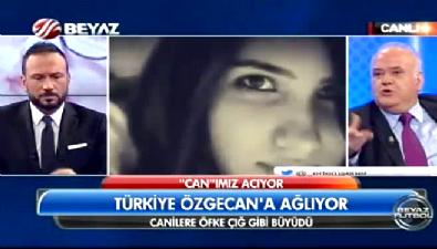 Ahmet Çakar ve Nihat Doğan arasında Özgecan gerginliği (Beyaz Futbol)