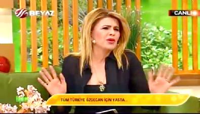 Nuray Sayarı'nın Özgecan Aslan gözyaşları