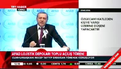 Erdoğan'dan Özgecan'ı istismar edenlere sert tepki
