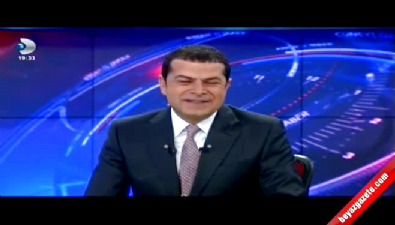 Amerikalı sunucu Cüneyt Özdemir'i güldürdü