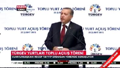 Cumhurbaşkanı Erdoğan'dan paralel yapı tepkisi