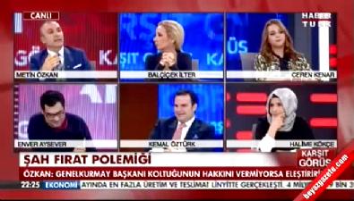 Metin Özkan: Bahçeli'nin adını ağzına alırken...