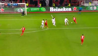 Bayer Leverkusen 1-0 Atletico Madrid Şampiyonlar Ligi 2. Turu ilk maçı