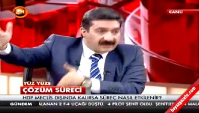 Abdurrahman Kurt'tan HDP'lileri kızdıracak açıklama