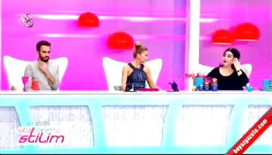 Ivana Sert ile Kemal Doğulu, yarışmacı Özden'e müdahale etti
