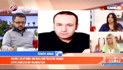 Özgür Aras'tan 'Deniz Seki' açıklaması