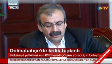 HDP'den PKK'ya silah bırakma çağrısı