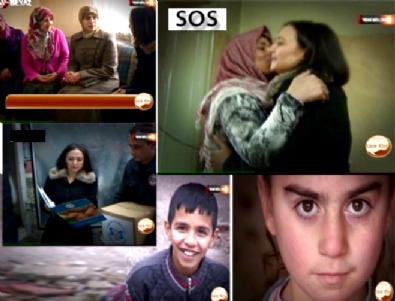 SOS Vakfı Suriyeli Aileleri Ziyaret Etmeye Devam Ediyor / Uzat Elini