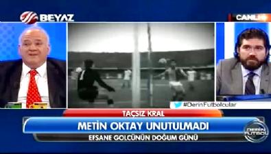 Ahmet Çakar: David Beckham futbolcu falan değildir