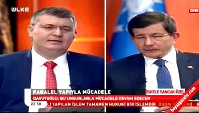 Ahmet Davutoğlu: Nasıl böyle bir yazı yazar