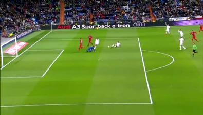 Real Madrid 2-1 Sevilla maç özeti ve golleri