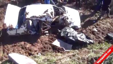 Şanlıurfa Siverek'te Trafik Kazası