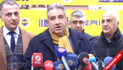 fenerbahce - Fenerbahçe Asbaşkanı Mahmut Uslu'dan şok açıklamalar