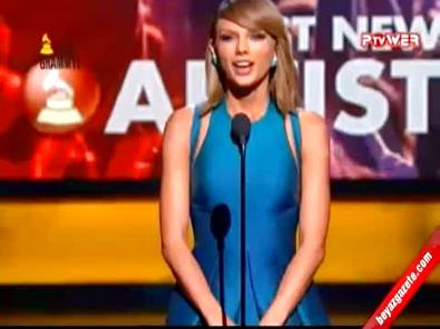 En iyi yeni şarkıcı: Sam Smith (57. Grammy Ödül Töreni)