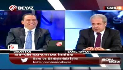 Şamil Tayyar: CHP'nin varlığıyla yokluğu belli değil