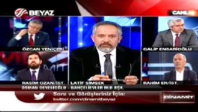 Osman Dervişoğlu: O görüntüler bir gün ortaya çıkacak