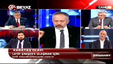 Latif Şimşek: Kabataş ta da yapmışlardır