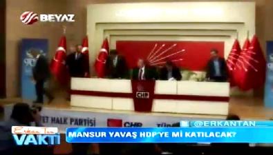 Mansur Yavaş HDP'ye katılacağı iddialarını Beyaz TV'ye yalanladı