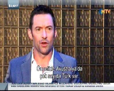 Hugh Jackman Türkiye'yi Çok Sevdi