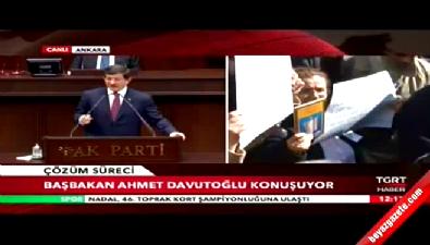 Başbakan Davutoğlu: Asla taviz vermeyiz