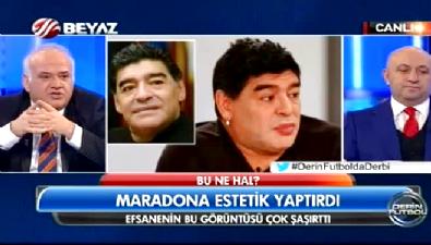 Çakar'dan Maradona'ya tepki